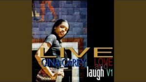 Gina Carey - Angel (Live)